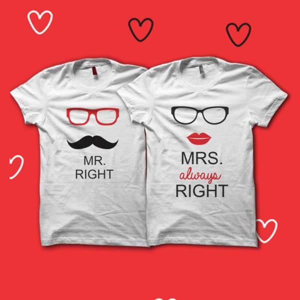 Mr. Mrs. Right